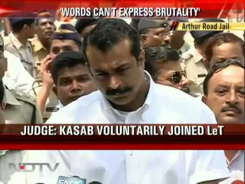 Kasab's death sentence can't be challenged: Himanshu Roy