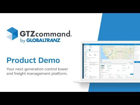 GTZcommand® Training Video - LTL Management