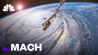 5G Technology Could Set Hurricane, Weather Forecasting Back Decades | Mach | NBC News