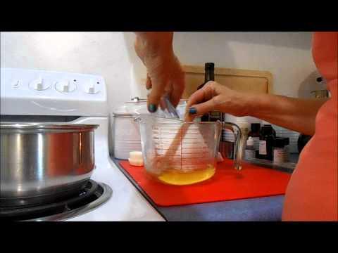 DIY Fragrant Tart Wax Melts
