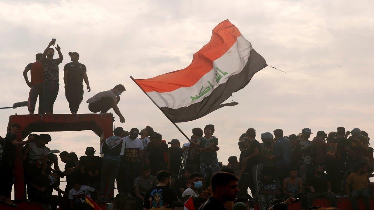 صورة فيديو : مطالب المتظاهرين العراقيين بدأت في الساحات.. وإلى أين انتهت؟