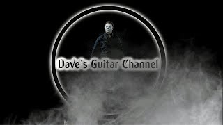 Halloween by Dave's Guitar Channel