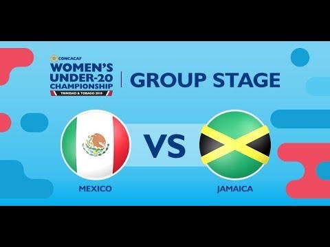 CU20W: Mexico vs. Jamaica