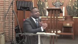 IHCC ,HOLY SPIRIT OUR HELPER, PART 2, WEEK 1( 5.3.2017)