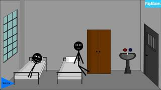 Stickman Escape MadHouse By (Starodymov)