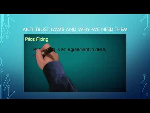 AT&T   Time Warner Merger as it relates to the Anti Trust Laws BUS221