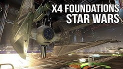Star Wars Mod First Look - X4 Foundations