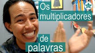 O que são os Multiplicadores de Palavras do Esperanto? | Esperanto do ZERO!