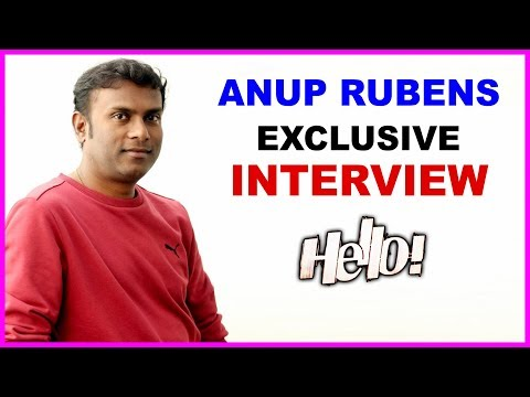Anup Rubens Exclusive Interview About Hello Movie - Full Video | Akhil | Kalyani Priyadarshan