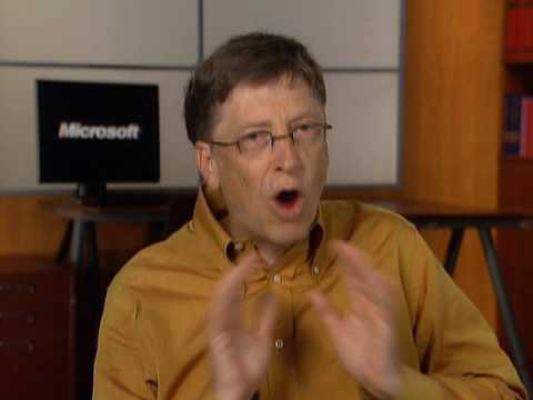 Bill Gates Congratulates Microsoft Research Asia on Turning 10