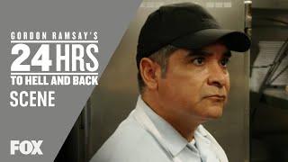 Gordon Gathers The Los Toros Employees | Season 2 Ep. 8 | GORDON RAMSAY'S 24 HOURS TO HELL & BACK