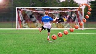 freekickerz vs freekicksRUS - Ultimate Team Penalty Shootout