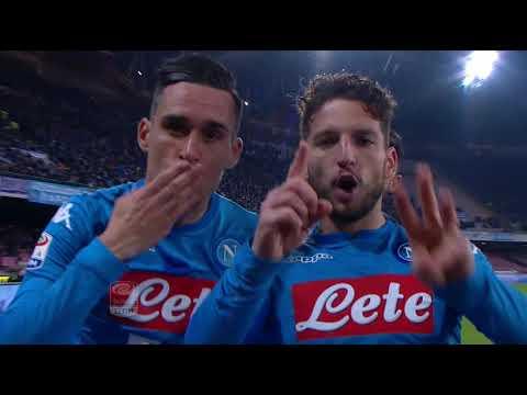 HL - Napoli V Lazio  4-1