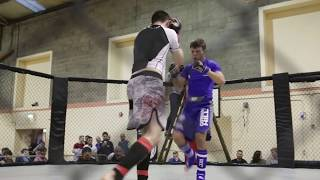 Jack Maguire vs Ciaran Clarke at BattleZone FC 16 (IMMAF Qualifier)