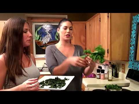 Lee Ann McAdoo and Emmy Robbin discuss the first day of liver cleanse