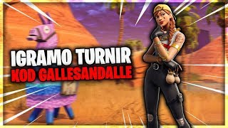 🔴 we PLAY the TOURNAMENT AT GALLESANDALLE-USE CODE LOMEX-GIVEAWAY in the DESCRIPTION! GW-FORTNITE BALKAN LIVE 🔴