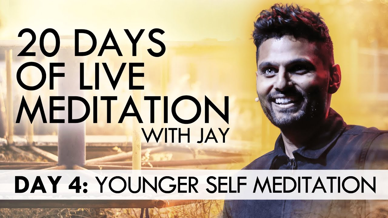 20 Days of Live Meditation with Jay Shetty: Day 4