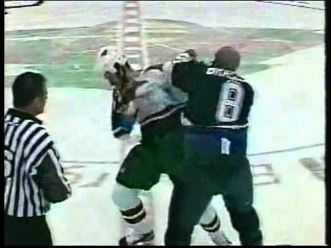 Donald Brashear vs Matt Johnson Round 6