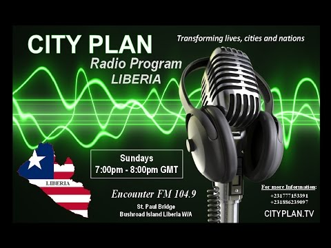 CITY PLAN Radio - Liberia