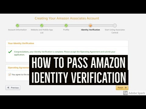 How to Fix Amazon Identity Verification Problem [100% Free and Working solution]