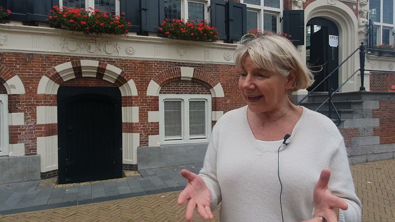 Interview met Marga Waanders burgemeester van de gemeente  Waadhoeke