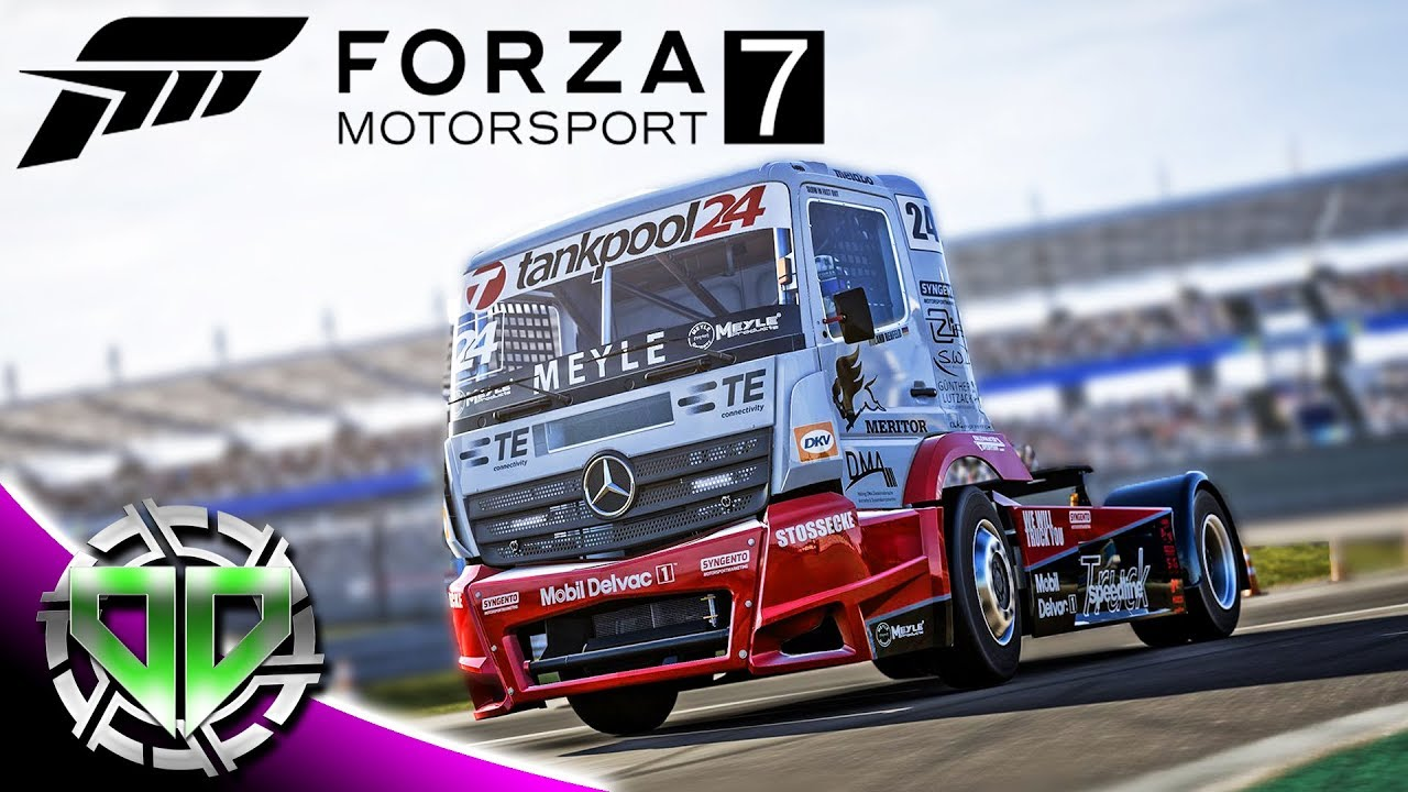 Forza Motorsport 7 Gameplay Trucks Nissans and Porsche