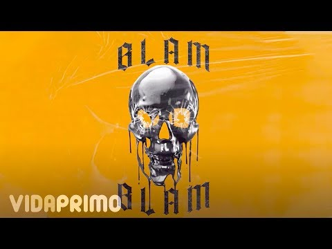 TEMPO x Ñengo Flow x Baby Rasta - Blam Blam [Lyric Video]