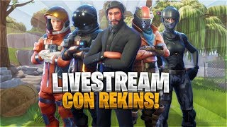 🔴 Server Privati CiccioGamer89 - Fortnite ITA - 25500kills 1315Wins [PC] G1 Rekins
