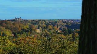 Whitby to Lingdale, North York Moors - 1 November 2014