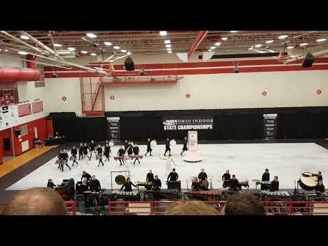 Tippecanoe High School Indoor Percussion Ensemble 2019