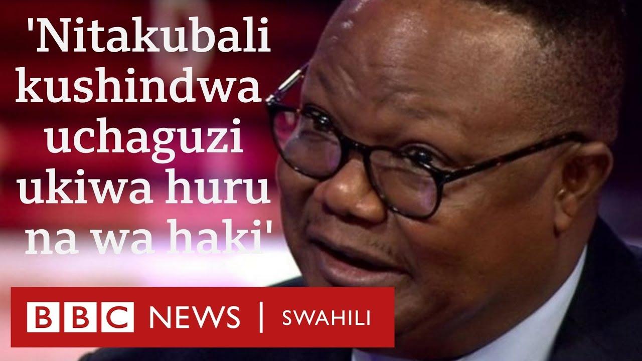 Download Tundu Lissu: 'Mimi sijawahi sema hata siku moja kuwa nitaruhusu mapenzi ya jinsia moja'