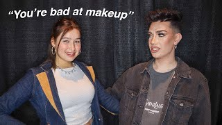 CONFRONTING JAMES CHARLES