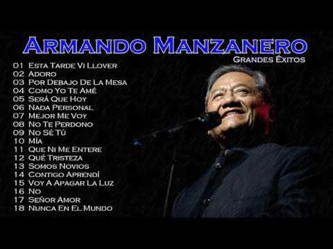Armando Manzanero - Grandes Éxitos