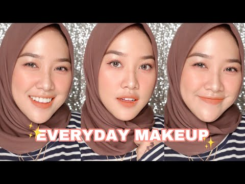 MY EVERYDAY NATURAL MAKEUP ROUTINE (2019) - Wellisna Merduani thumbnail