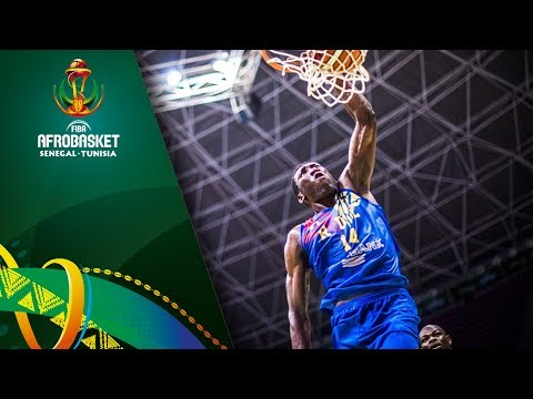 Top 5 Plays - Day 3 - FIBA AfroBasket 2017