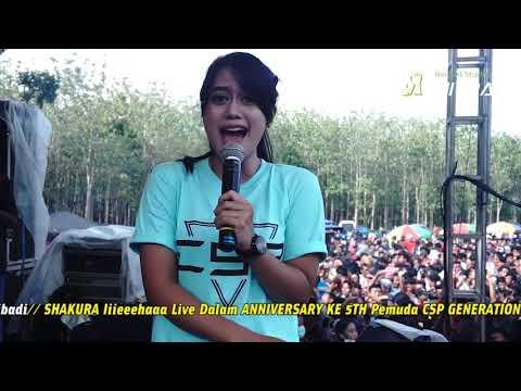 RARA AGA-SLOW-SHAKURA RASA ROMANSA LIVE JAMBU TIMUR 2019