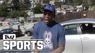 Dennis Rodman Keeps It Real, Sobriety's a Struggle | TMZ