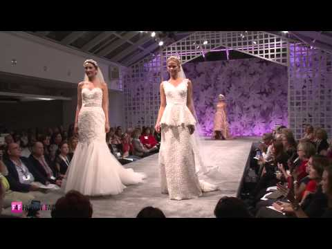 FASHION SHOW NATIONAL BRIDAL MARKET - CHICAGO SEPTEMBER 2013