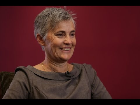 Interview with Robin Chase at the FIA Mobility Conference