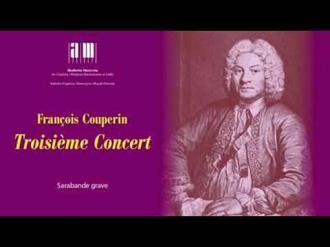 François Couperin – Troisième Concert