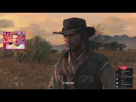 Red Dead Redemption Livestream med Jørgen