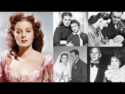 Unknown Surprising Facts About Maureen O'Hara  Pastimers