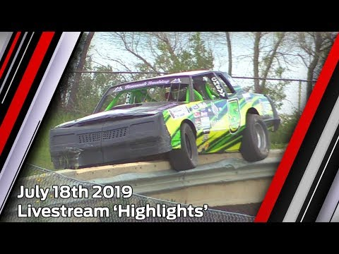 RRCS Livestream 'Highlights' From July 18th 2019