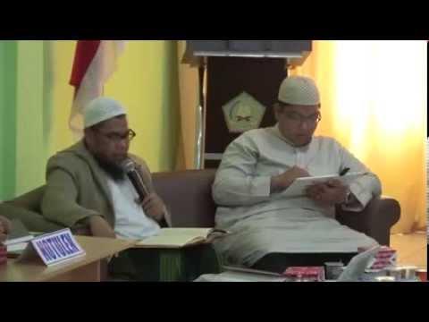 Debat Ilmiah Asatidzah Hang FM Batam Dan ASWAJA