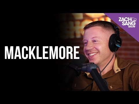 Macklemore talks Gemini, Kesha and Travis Scott