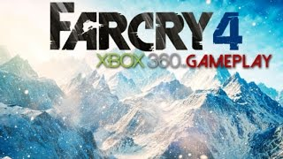Far Cry 4 Gameplay (XBOX 360 HD)