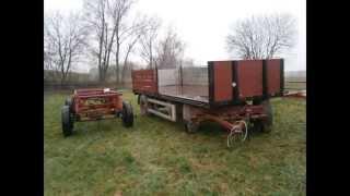 Remont Przyczepa Krone 12 ton