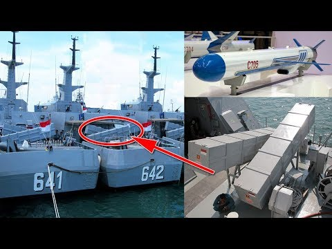 TERBARU !! TNI AL PASANG KEMBALI PELUNCUR RUDAL C-705 PADA KAPAL KCR 60M