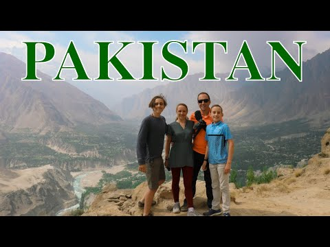 PAKISTAN's Peaceful North (family travel)