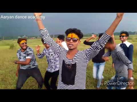 Malhar video song |aaryan dance academy|